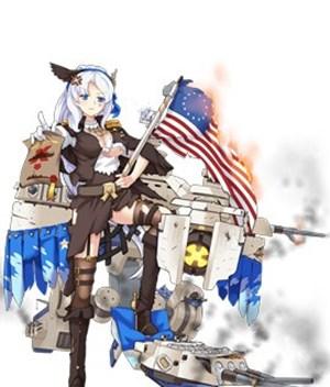 《战舰少女》战舰攻略 华盛顿战舰属性怎么样