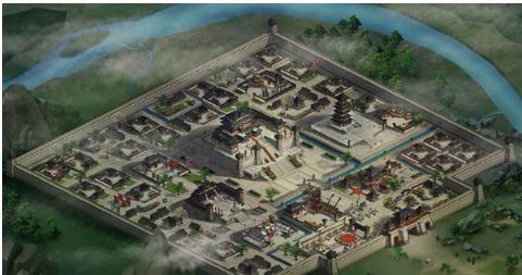 国志2017 城池设定曝光 起底史上最复杂的3D主城