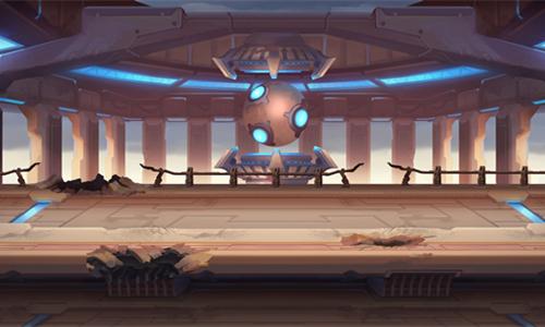 """新地图""""玄武要塞""""开启 《时空猎人》全民激战新区域"""