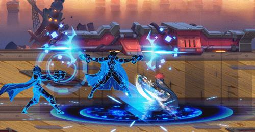 《时空猎人》首个双形态切换新角色